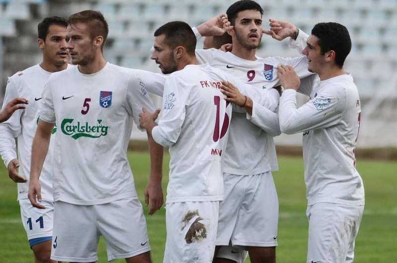 Moravac Orion srušio lidera
