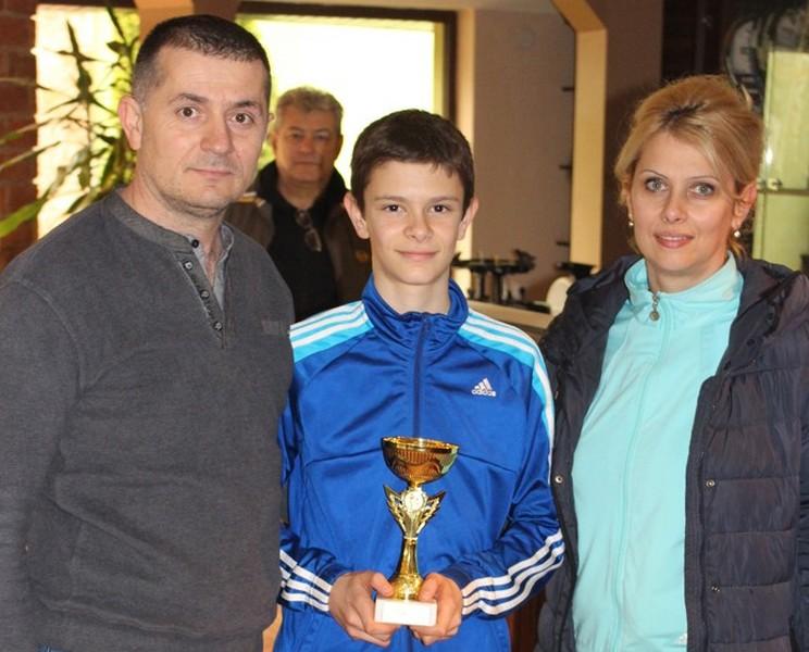 Leskovački teniser Nikola Cvetanović drugi na Mastersu