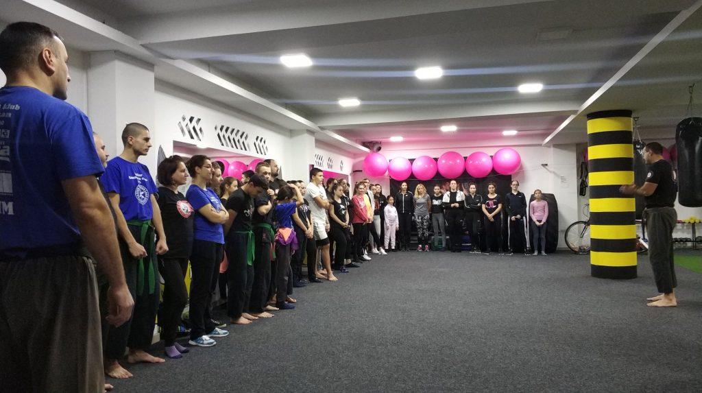 Preko 50 učesnika na seminaru Samoodbrana za žene