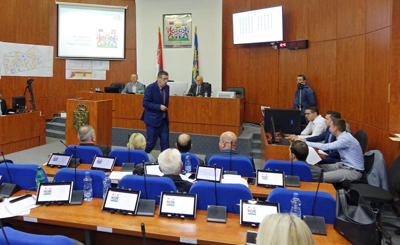 Umesto o budžetu, rasprava o Jugmedii na sednici Skupštine grada Leskovca