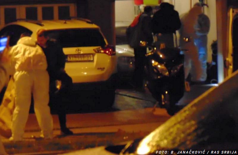 Dvadesetpetogodišnjak izrešetan ispred svoje kuće
