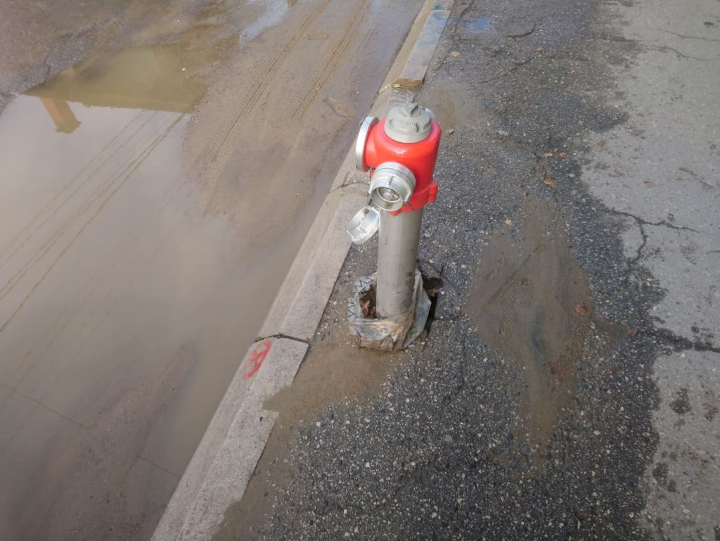 Zbog havarija od jutros su bez vode delovi Leskovca i nekoliko sela
