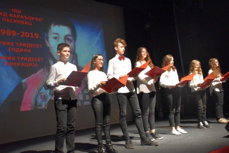 Najmlađa škola u Leskovcu proslavila jubilej