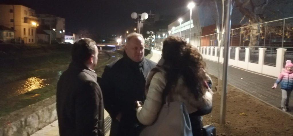 Gradonačelniku palo krivo što mu se sugrađanka nije javila na ulici