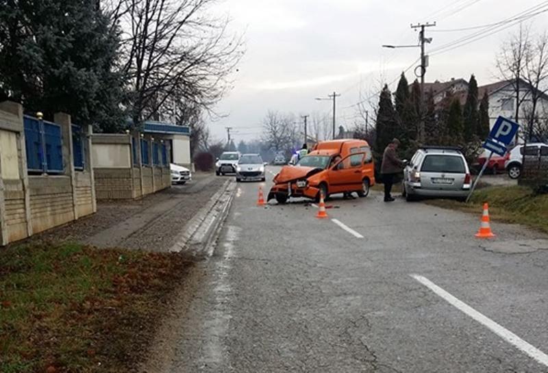 Za tri dana skoro dvadeset saobraćajki u Leskovcu i okolini, od jutros dve