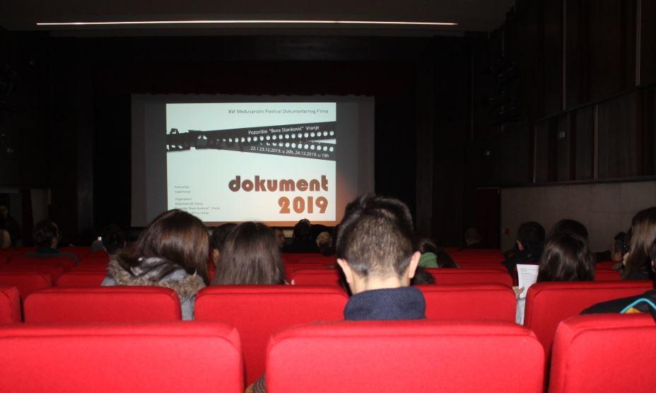 Vranje prestonica dokumentarnog filma