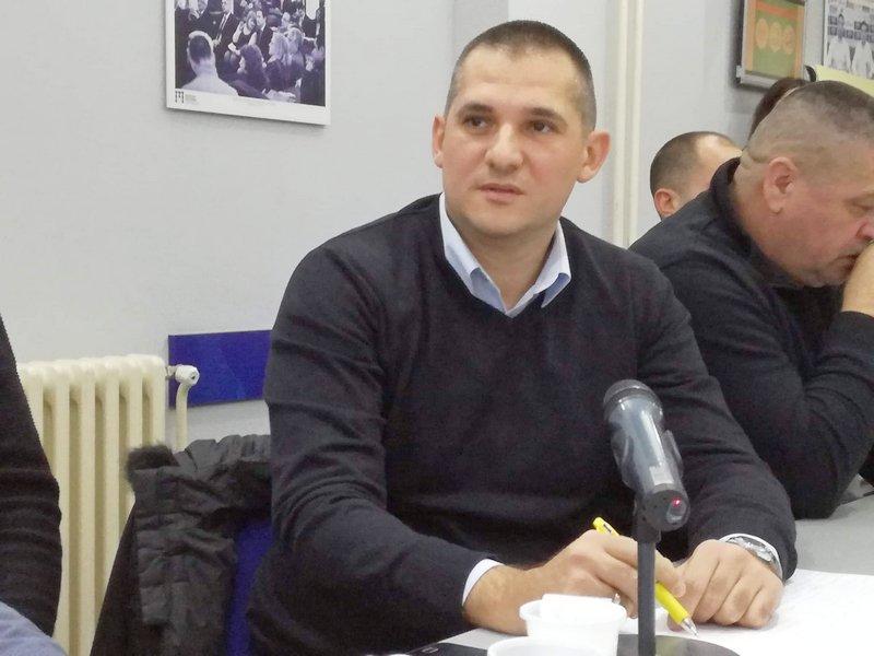 Stanković: Protest vlasti urnebesna komedija