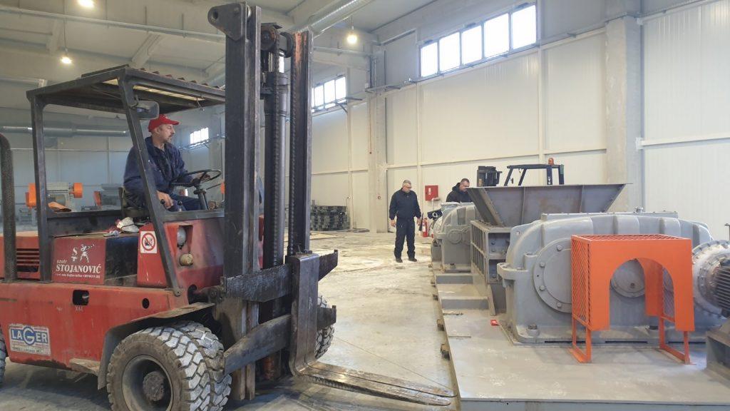 Krenule prve aktivnosti Kompanije ''Eco Rubber'' u Dimitrovgradu