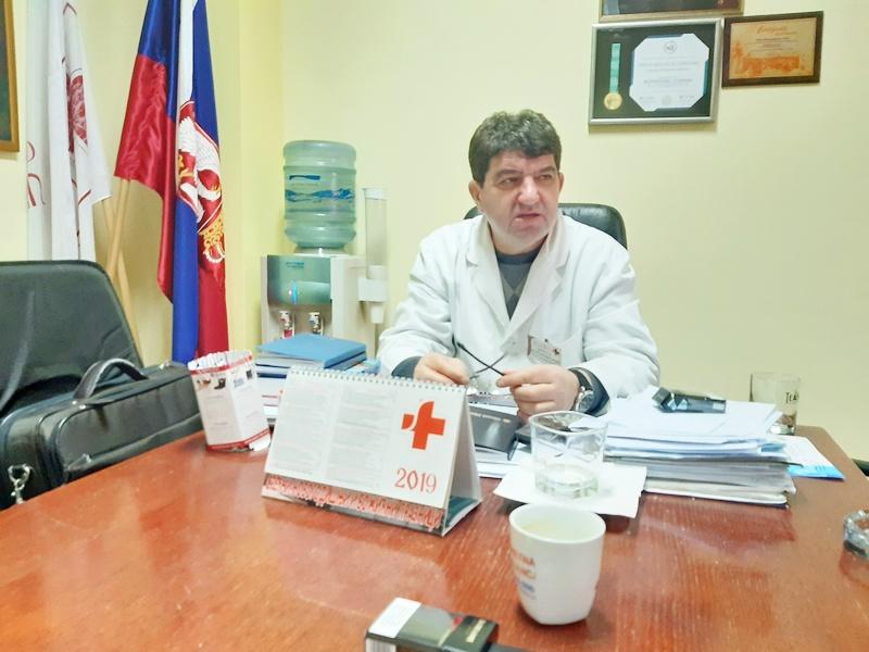 Direktor leskovačke bolnice prvostepeno osuđen na 5 meseci zatvora, ima pravo žalbe