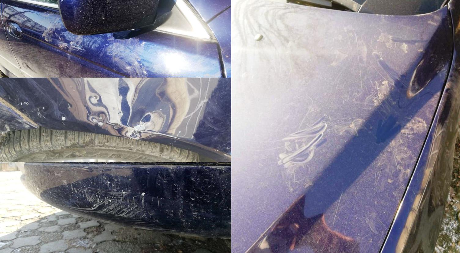 Do sada nezabeležen slučaj: Leskovčanin ispred zgrade zatekao izujedan automobil