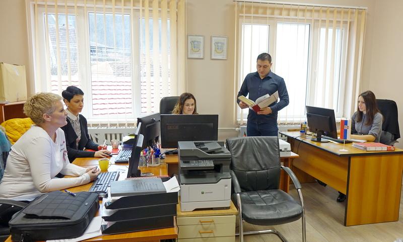 Timskim radom do stranih i domaćih fondova