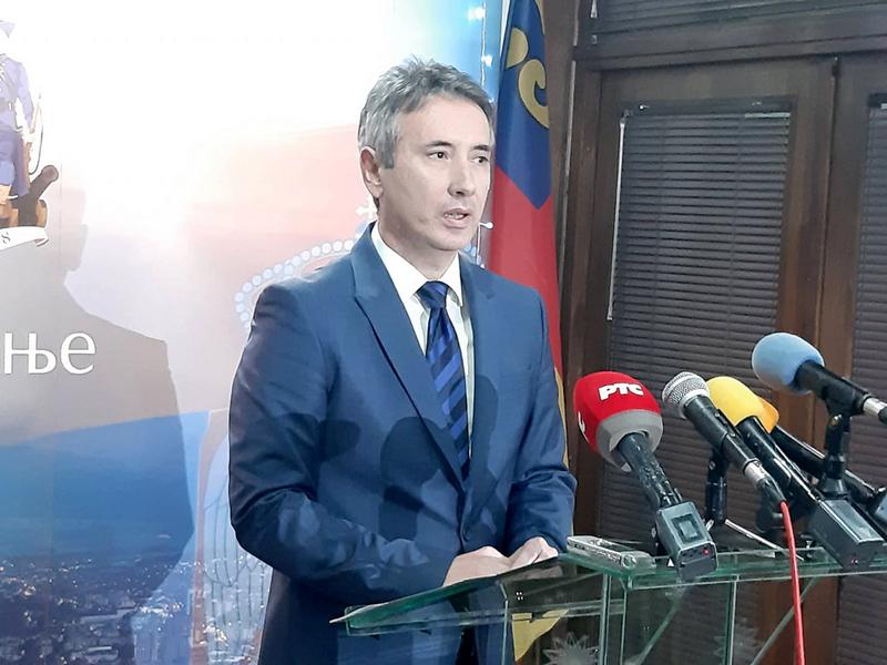 Gradonačelnik Milenković: Ova godina je bila uspešna za nas
