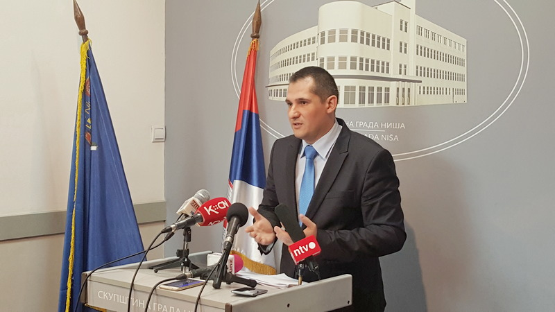 Stanković pisao gradonačelniku