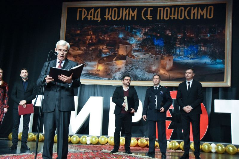 Vasić: Pirot će i dalje napredovati