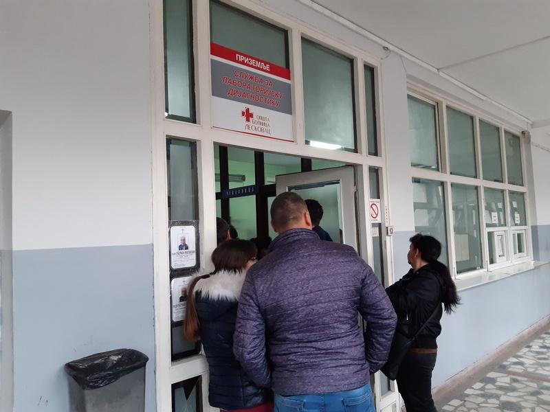 Besplatne preglede u Jablaničkom okrugu danas iskoristilo 1.123 građana