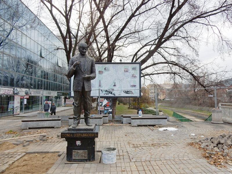Spomenici Tomi Zdravkoviću i Kosti Stamenkoviću po drugi put na istaknutim mestima