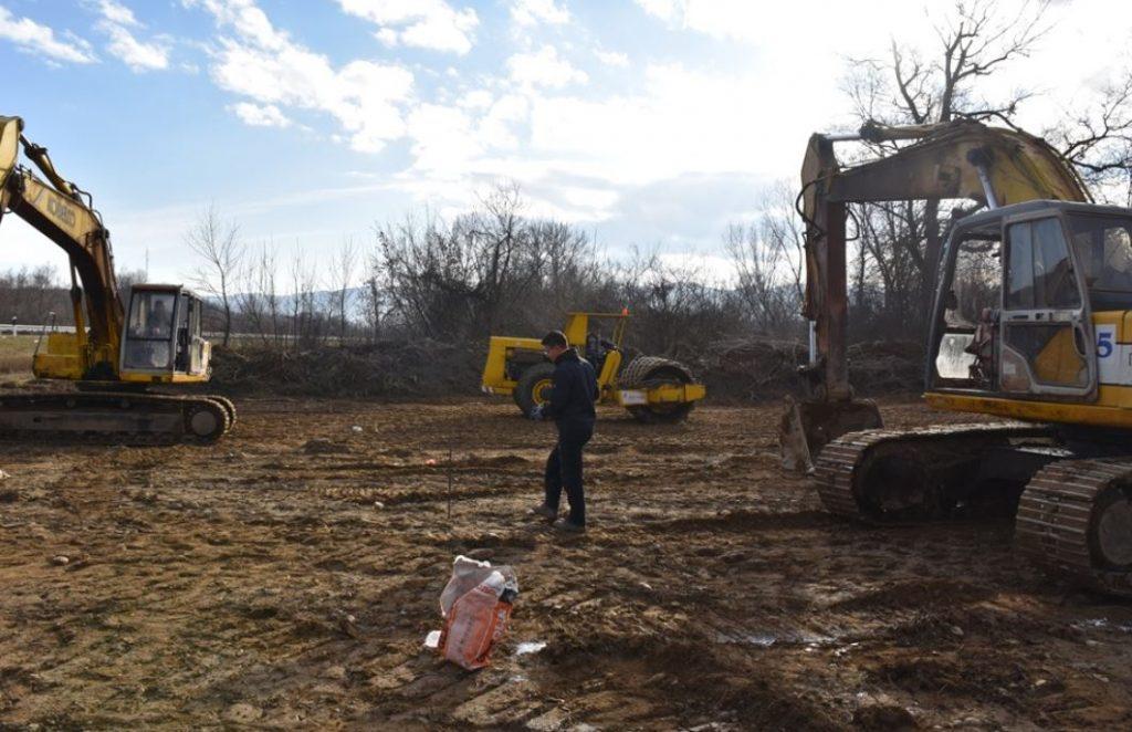 Počela izgradnja rasteretnog kanala Tulovske reke