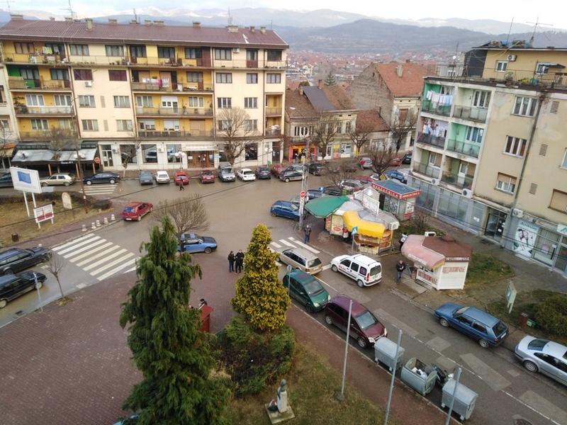 Od 3. januara počinje naplata parkiranja u Vlasotincu