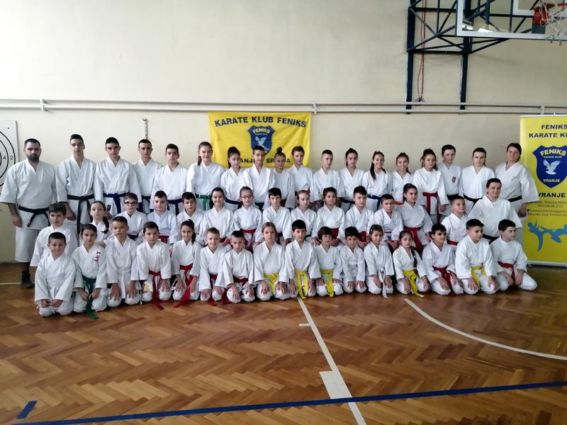 Feniksovci osvojili 378 medalja u ovoj godini