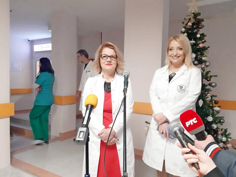 Doktor Ljiljana Antić: Godina puna izazova