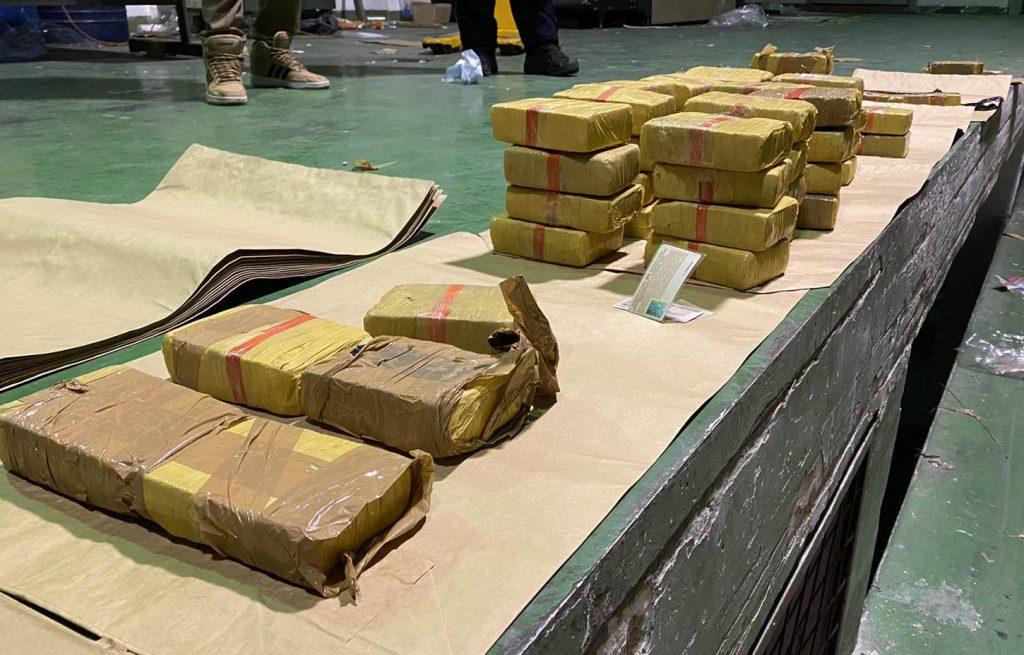 Bugarin na granici pokušao da prošvercuje 30 kilograma heroina