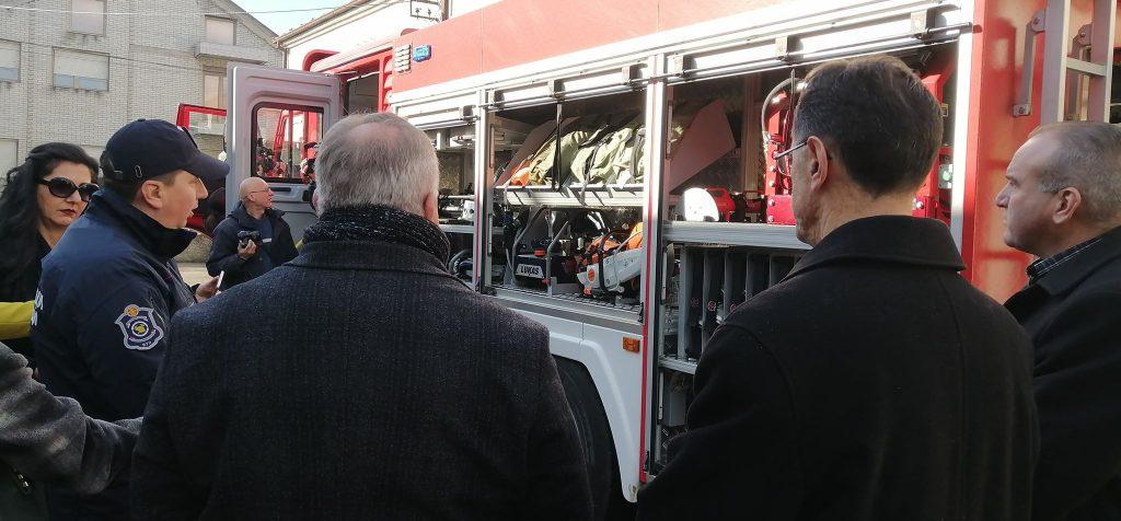 Nova vozila za vatrogasce dokaz njihove požrtvovanosti
