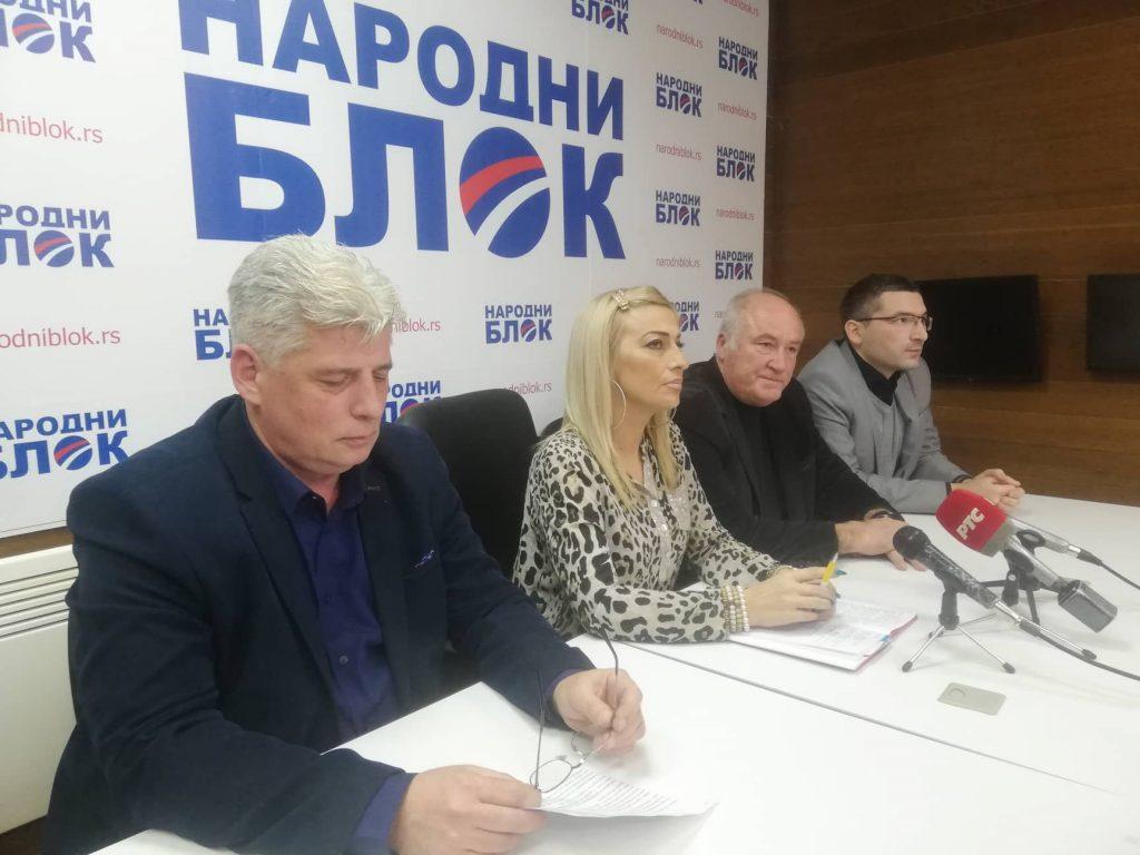 Narodni blok formirao odbor u Leskovcu, spremni za izbore u aprilu
