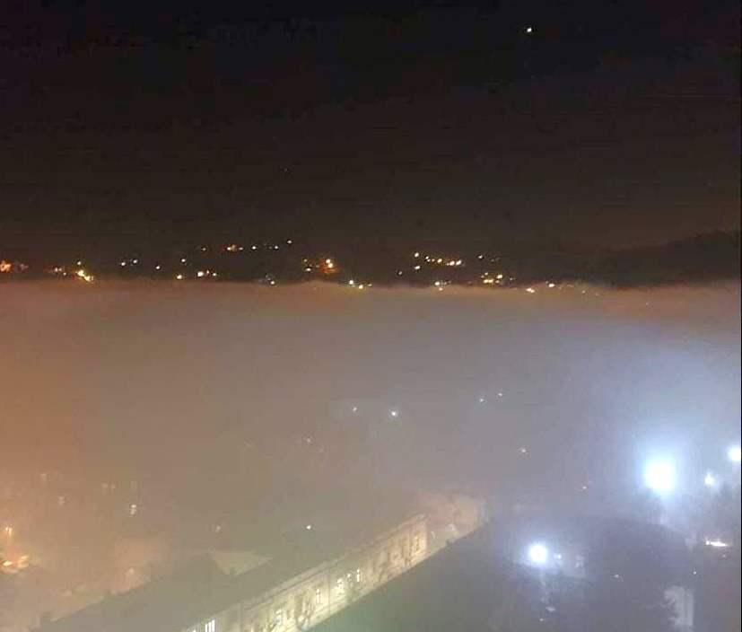 Vazduh u Nišu najzagađeniji, u Leskovcu čađ prešla graničnu vrednost za oko 90 posto