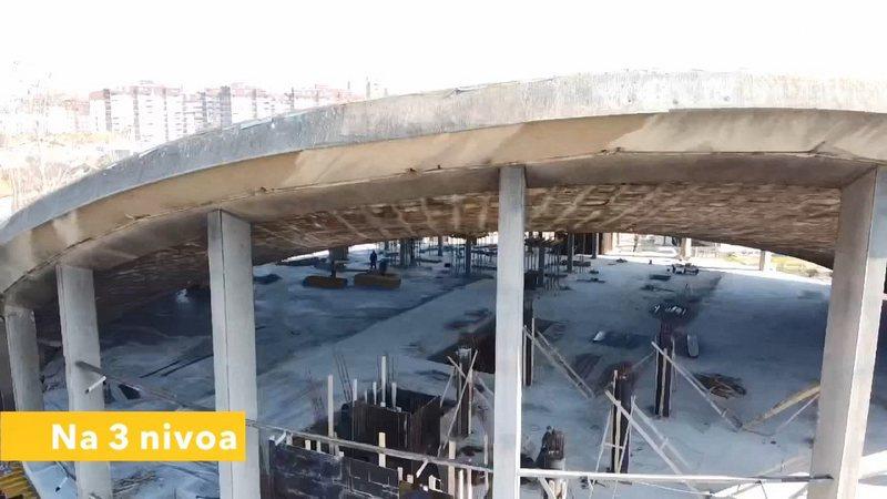 Uskoro novi centar Leskovca (video)