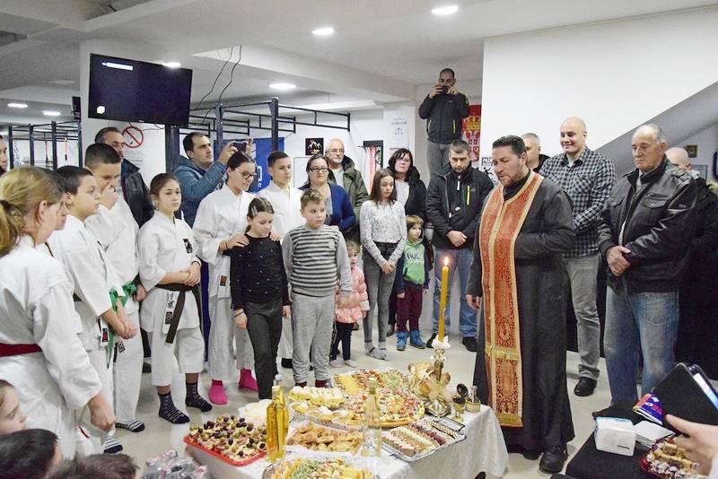 Karate klub Bušido obeležio svoju slavu
