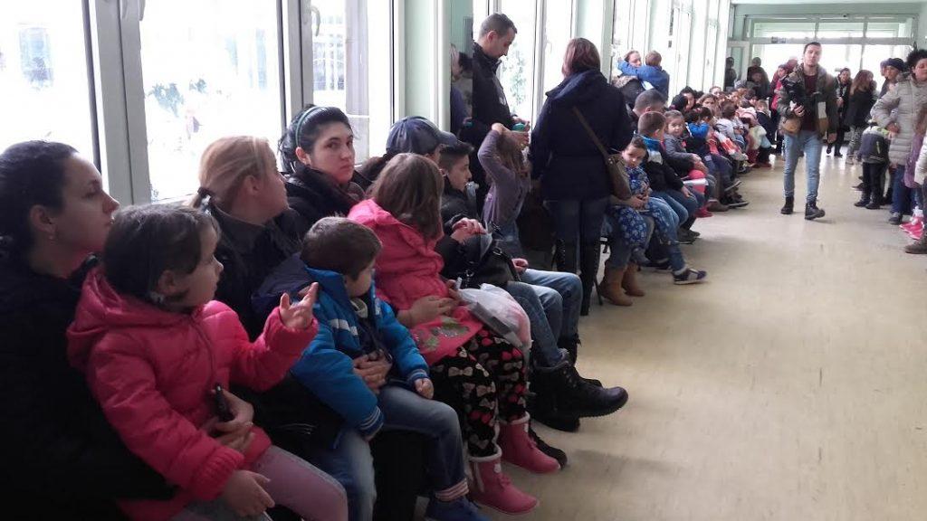 Zabranjene posete i u leskovačkoj bolnici, registrovan prvi slučaj sezonskog gripa, dečji dispanzer prepun