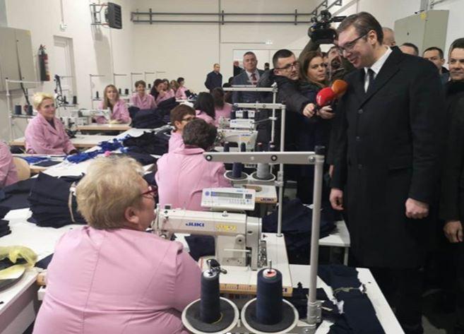 Jumko otvorio fabriku u Drvaru