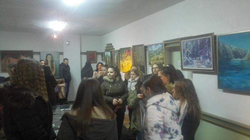 Na Svetosavskom likovnom salonu u Vučju nagrađeni najbolji