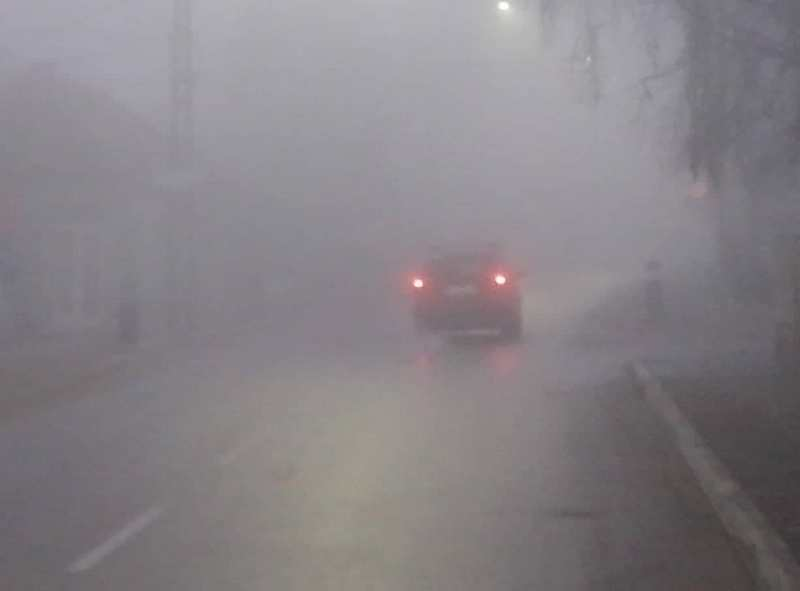 Apel Puteva Srbije: Zbog magle smanjena vidljivost, kod Grdelice do 150, kod Vranja do 50 metara