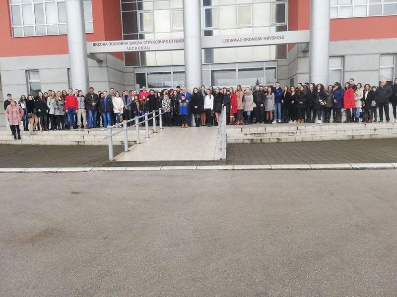 Novčane nagrade za 295 mladih Leskovčana