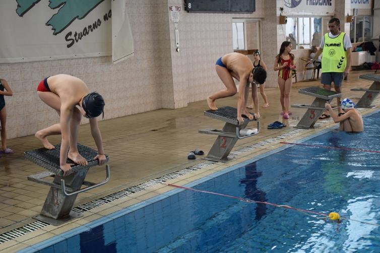 Održan tradicionalni turnir u plivanju u okviru Svetosavskih svečanosti