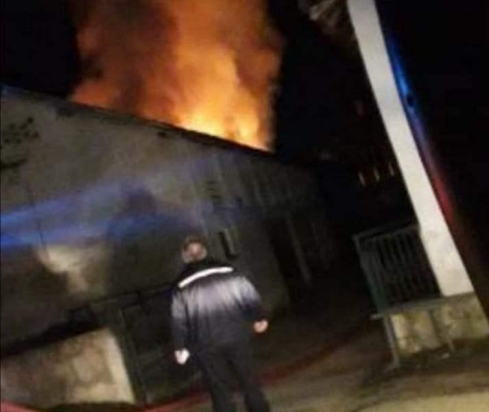Veliki požar u Velikom Trnjanju