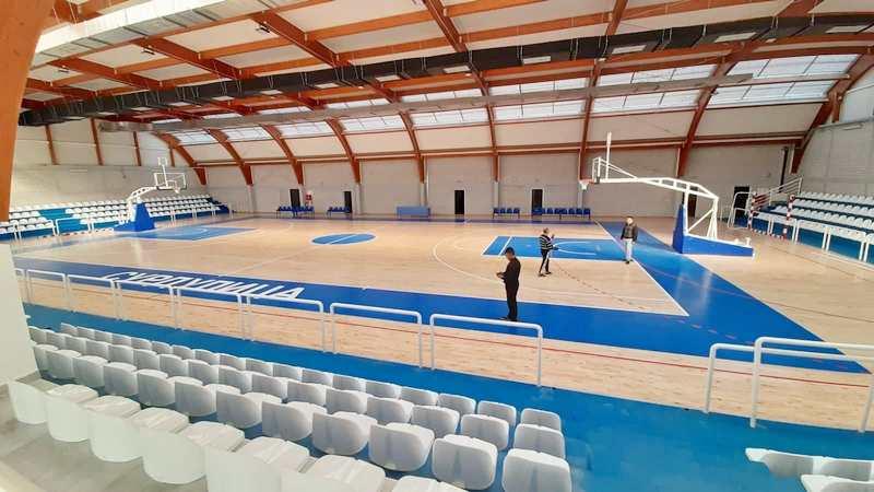 """U školi """"Jovan Jovanović Zmaj"""" sagrađena sportska hala po evropskim standardima"""