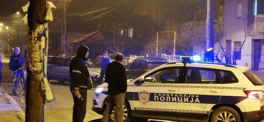 Sudar na raskrsnici u Leskovcu, ulica sat vreme blokirana