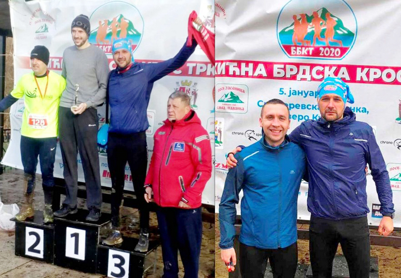 Veliki uspeh vranjskih maratonaca