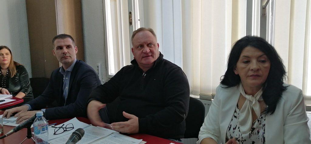Gradonačelnik Leskovca sam računao i smanjio broj nezaposlenih sa 14 na 11 hiljada