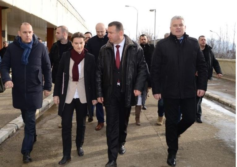 Premijerka u Prokuplju označila početak rekonstrukcije nove bolnice