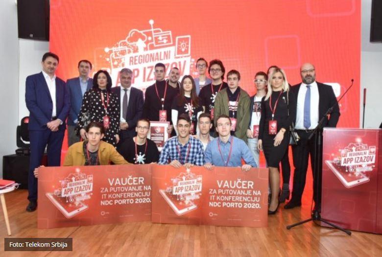 Niški gimnazijalci putuju u Porto na prestižnu IT konferenciju