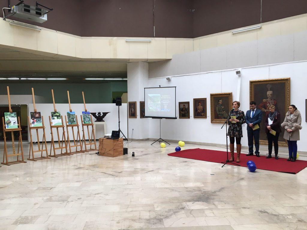 """Izložba o """"kamenom selu"""" Gostuša otvorena u Republici Srpskoj"""