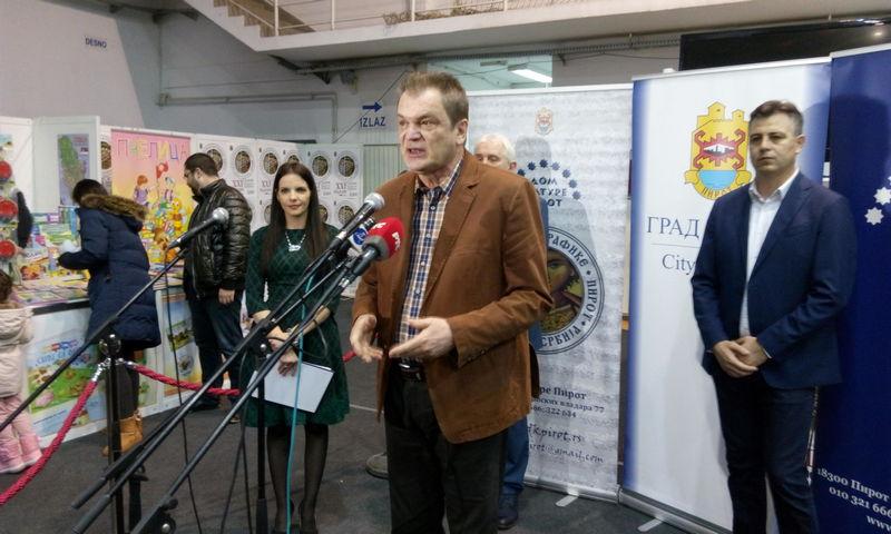 Akademik Goran Petrović otvorio 21. Salon knjige i grafike