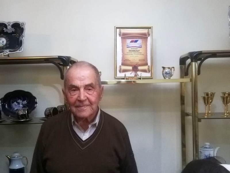 IN MEMORIAM Preminuo najstariji Leskovčanin u 102. godini života