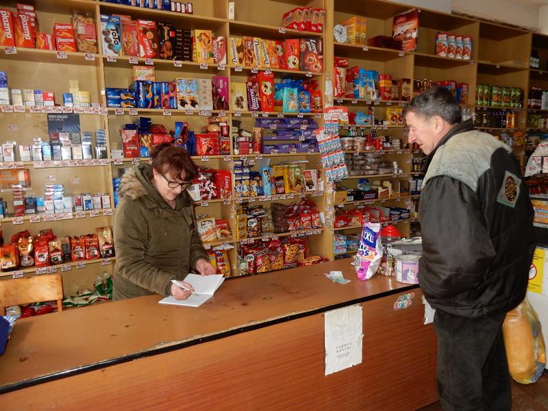 U varoši Crnoj Travi samo jedna prodavnica