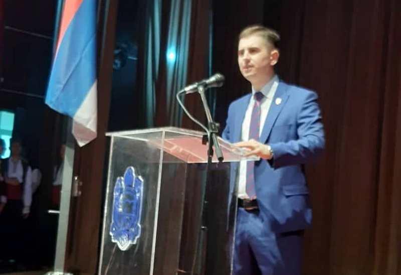Sretenjski govor u Bujanovcu za istoriju (video)