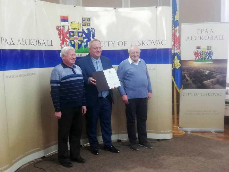 Predsednik Saveza slepih: Leskovac je primer mnogim lokalnim samoupravama
