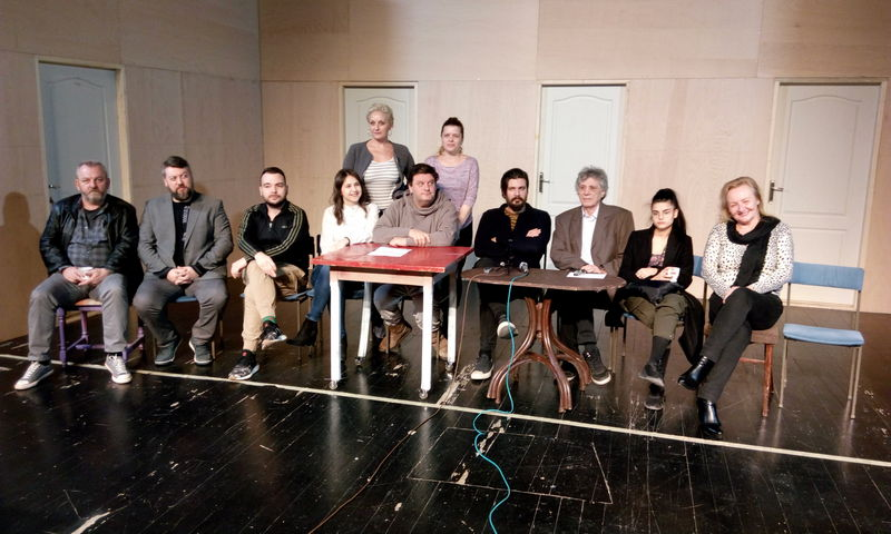 Igor Vuk Torbica režira predstavu u pirotskom Pozorištu
